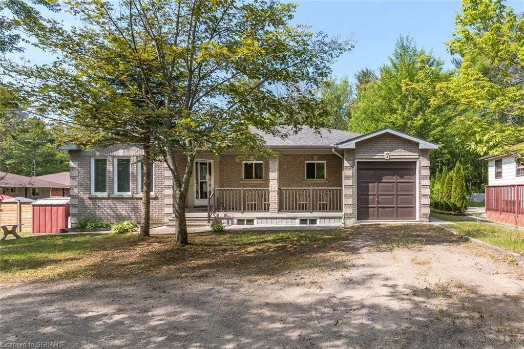 House for sale at 7 Jones Rd Tiny Ontario - MLS: 271283