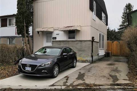House for sale at 7 Juliana Sq Brampton Ontario - MLS: W4423741