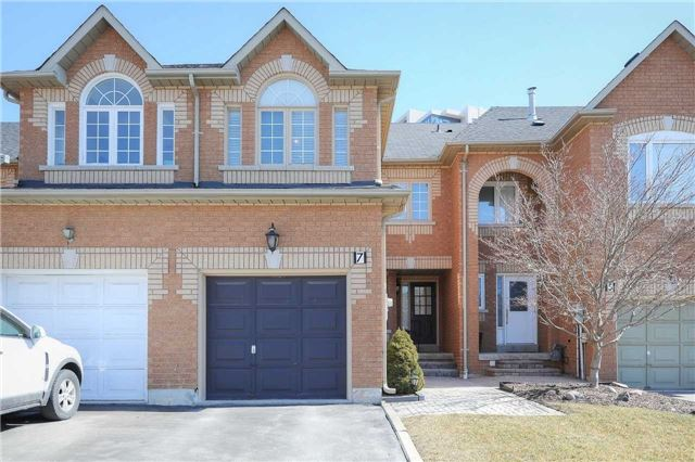 For Sale: 7 Karl Court, Vaughan, ON | 3 Bed, 4 Bath Townhouse for $1,029,000. See 20 photos!