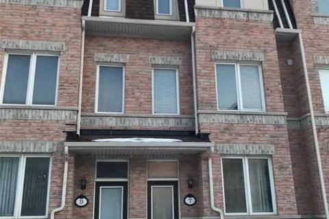 Townhouse for rent at 7 Kawneer Terr Toronto Ontario - MLS: E4694094