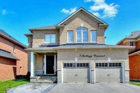 House for sale at 7 Kellogg Cres Richmond Hill Ontario - MLS: N4911472