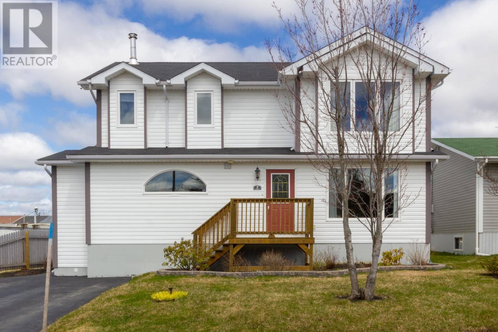 House for sale at 7 Kent Pl Gander Newfoundland - MLS: 1196663