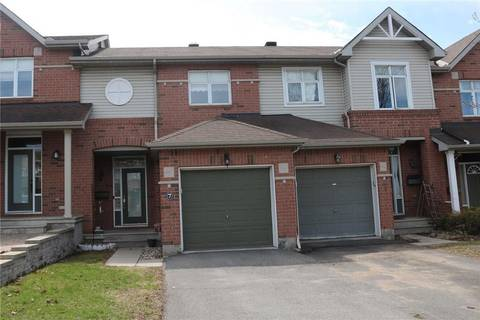 Townhouse for sale at 7 Kimberwick Cres Ottawa Ontario - MLS: 1147266