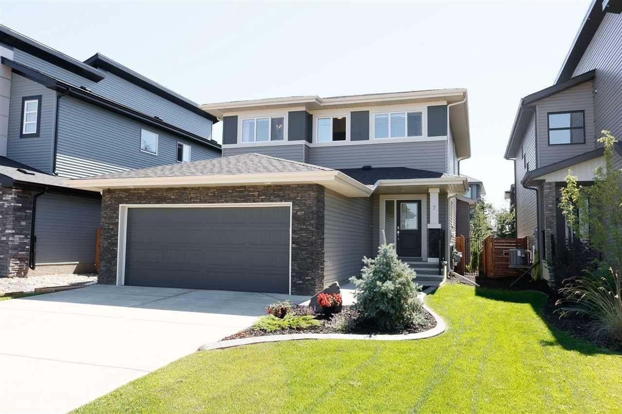 House for sale at 7 Kingsbury Ci Spruce Grove Alberta - MLS: E4208227