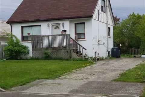 House for sale at 7 Knaseboro St Mississauga Ontario - MLS: W4459799