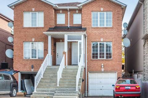 Townhouse for sale at 7 Lacey Ave Toronto Ontario - MLS: W4660655