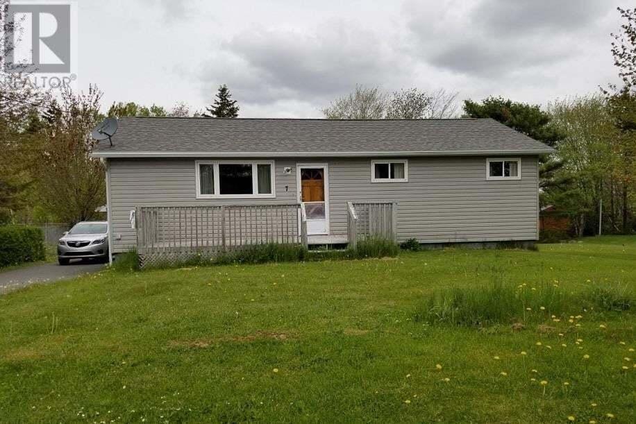 House for sale at 7 Landsdown Dr Cole Harbour Nova Scotia - MLS: 202009168