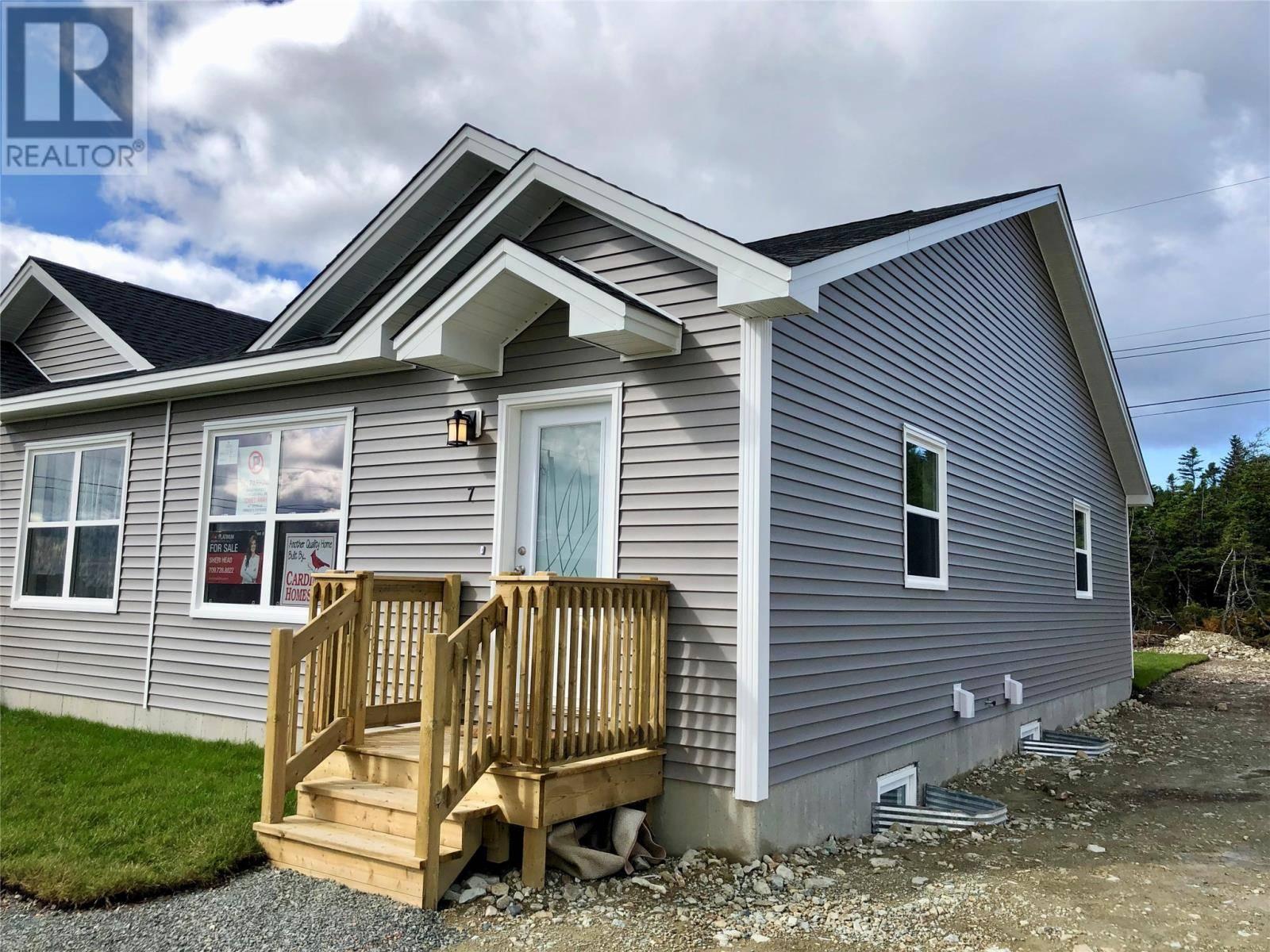 House for sale at 7 Larsen St Mount Pearl Newfoundland - MLS: 1198405