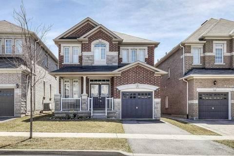 House for sale at 7 Lauderdale Dr Vaughan Ontario - MLS: N4422295
