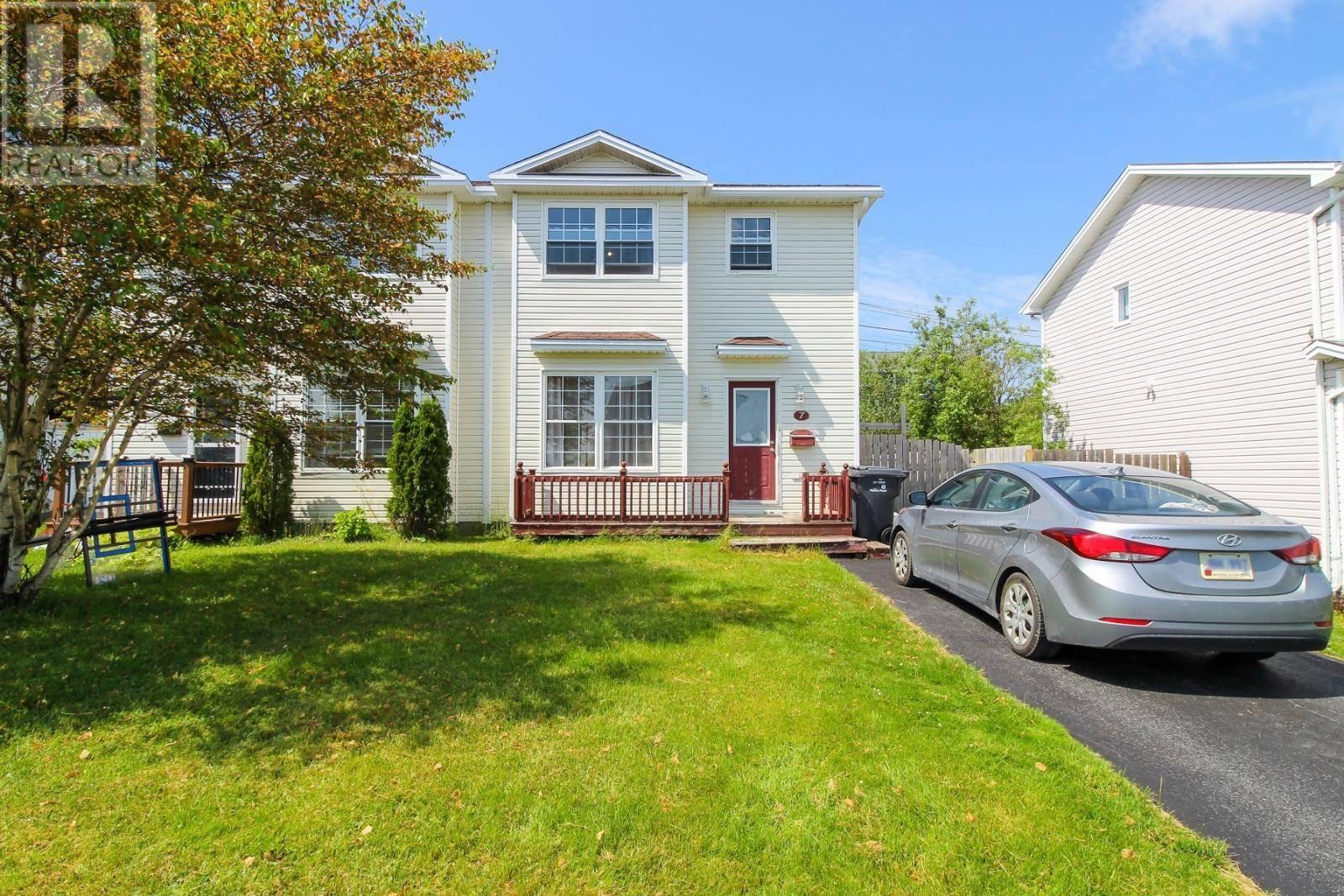 House for sale at 7 Laumann Pl Mount Pearl Newfoundland - MLS: 1200278