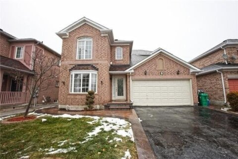 House for sale at 7 Leopard Gt Brampton Ontario - MLS: W4975880