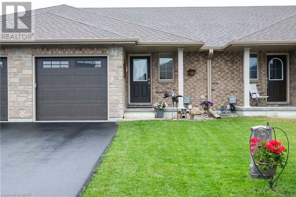 Townhouse for sale at 7 Liberty Cres Quinte West Ontario - MLS: 262745