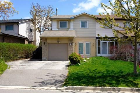 Townhouse for sale at 7 Lionhead Tr Toronto Ontario - MLS: E4467395