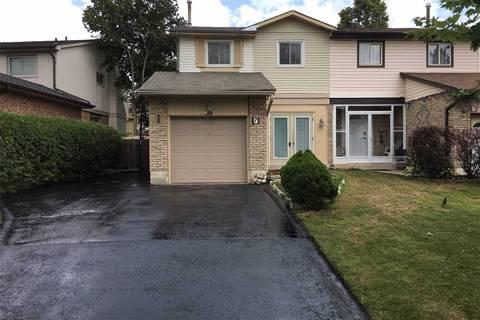 Townhouse for sale at 7 Lionhead Tr Toronto Ontario - MLS: E4543384