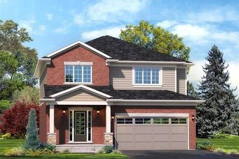 House for sale at Lot 7 Cumberland St St Brantford Ontario - MLS: X4735316