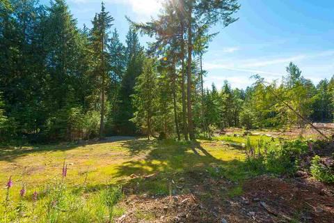 Home for sale at LOT 7 Douglas Rd Unit 7 Bowen Island British Columbia - MLS: R2434564