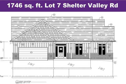House for sale at 0 Shelter Valley Rd Alnwick/haldimand Ontario - MLS: X4391554