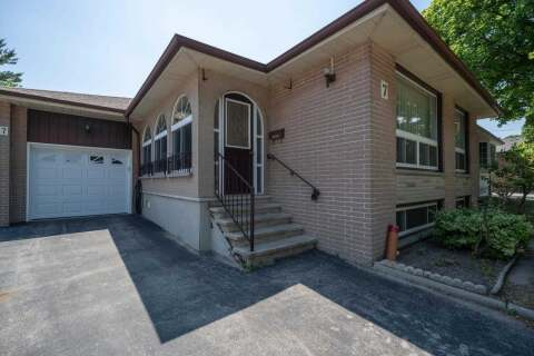 House for sale at 7 Ludgate Dr Toronto Ontario - MLS: W4821270