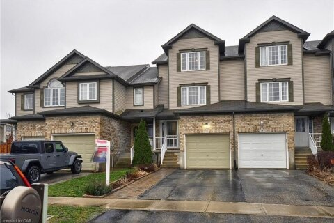 Townhouse for sale at 7 Madeleine St Kitchener Ontario - MLS: 40048730