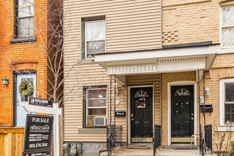 Townhouse for sale at 7 Madison Ave Hamilton Ontario - MLS: X5082594