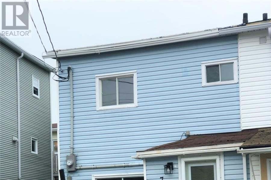 House for sale at 7 Malta St St. John's Newfoundland - MLS: 1212185