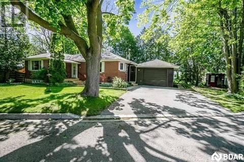 House for sale at 7 Maple Ln Alliston Ontario - MLS: 30740553
