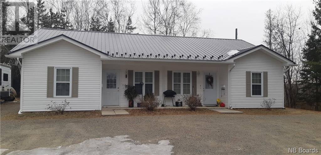 Townhouse for sale at 7 Mcnair Dr Nackawic New Brunswick - MLS: NB038507