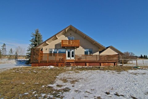 House for sale at 7 Meadow Lark Ln S Rural Rocky View County Alberta - MLS: A1050091