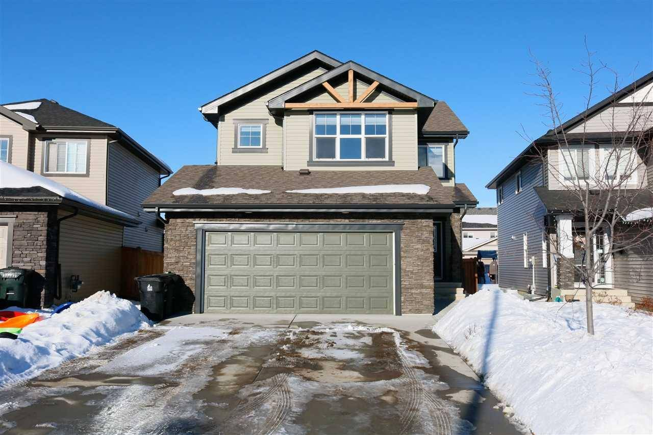 House for sale at 7 Meadowview Landng Spruce Grove Alberta - MLS: E4186958