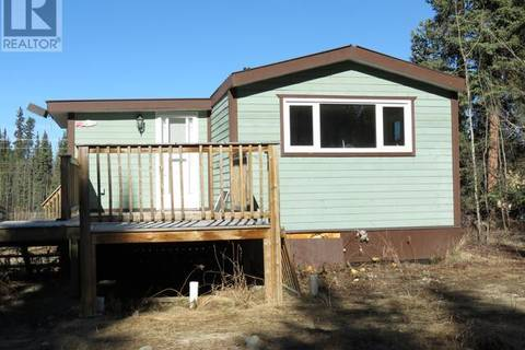Residential property for sale at 7 Mile 2 Subdivision Whitehorse North YT - MLS: 12122