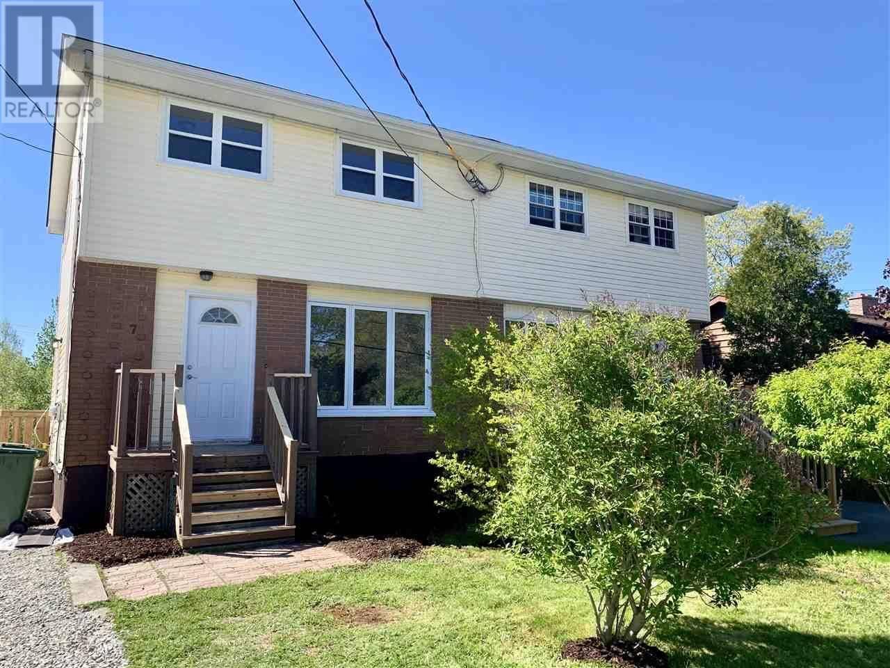 House for sale at 7 Monique Ave Dartmouth Nova Scotia - MLS: 201914401