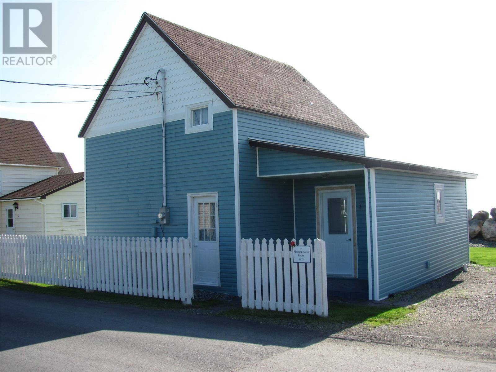 House for sale at 7 Moses Point Ln Bonavista Newfoundland - MLS: 1198749