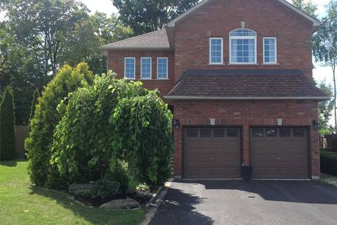 House for sale at 7 Mulberry Ct Barrie Ontario - MLS: S4600346