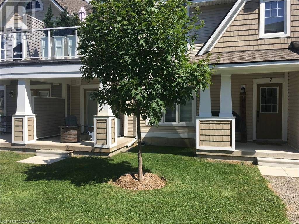 Townhouse for sale at 7 Mulligan Ln Port Severn Ontario - MLS: 221254