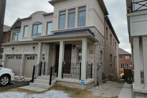 House for rent at 7 Mussle White Rd Brampton Ontario - MLS: W4661531