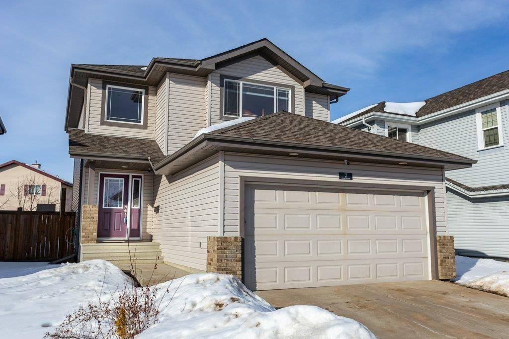 House for sale at 7 Nash Cs St. Albert Alberta - MLS: E4188964