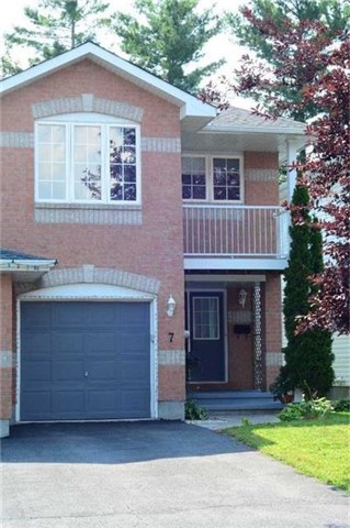 For Sale: 7 Newcastle Avenue, Ottawa, ON | 3 Bed, 4 Bath Townhouse for $425,000. See 17 photos!