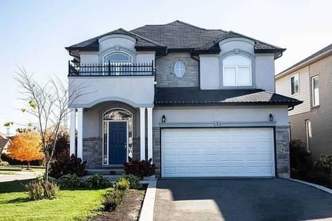House for sale at 7 Nicosia Rd Hamilton Ontario - MLS: X4622501