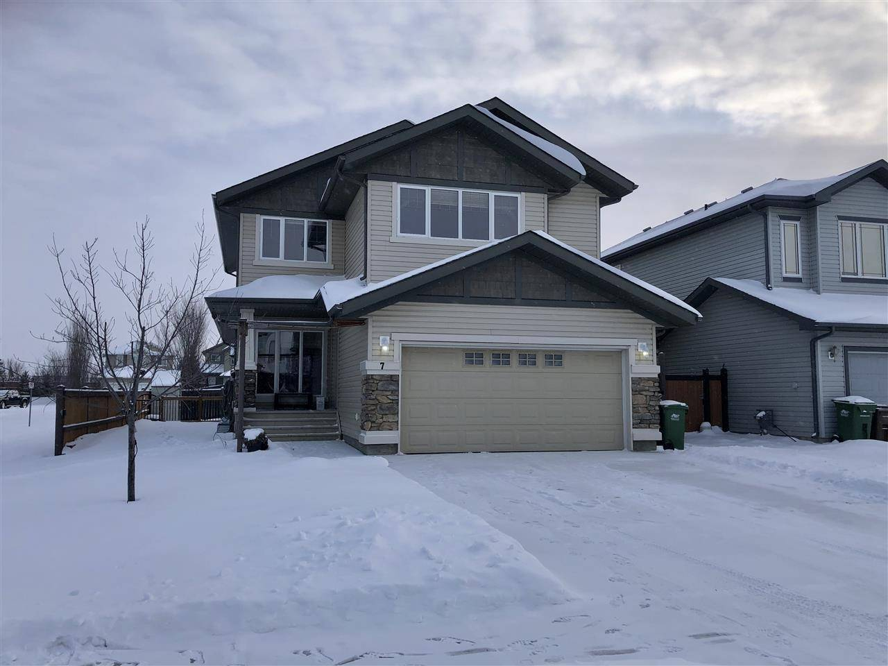 House for sale at 7 Northstar Cs St. Albert Alberta - MLS: E4183987