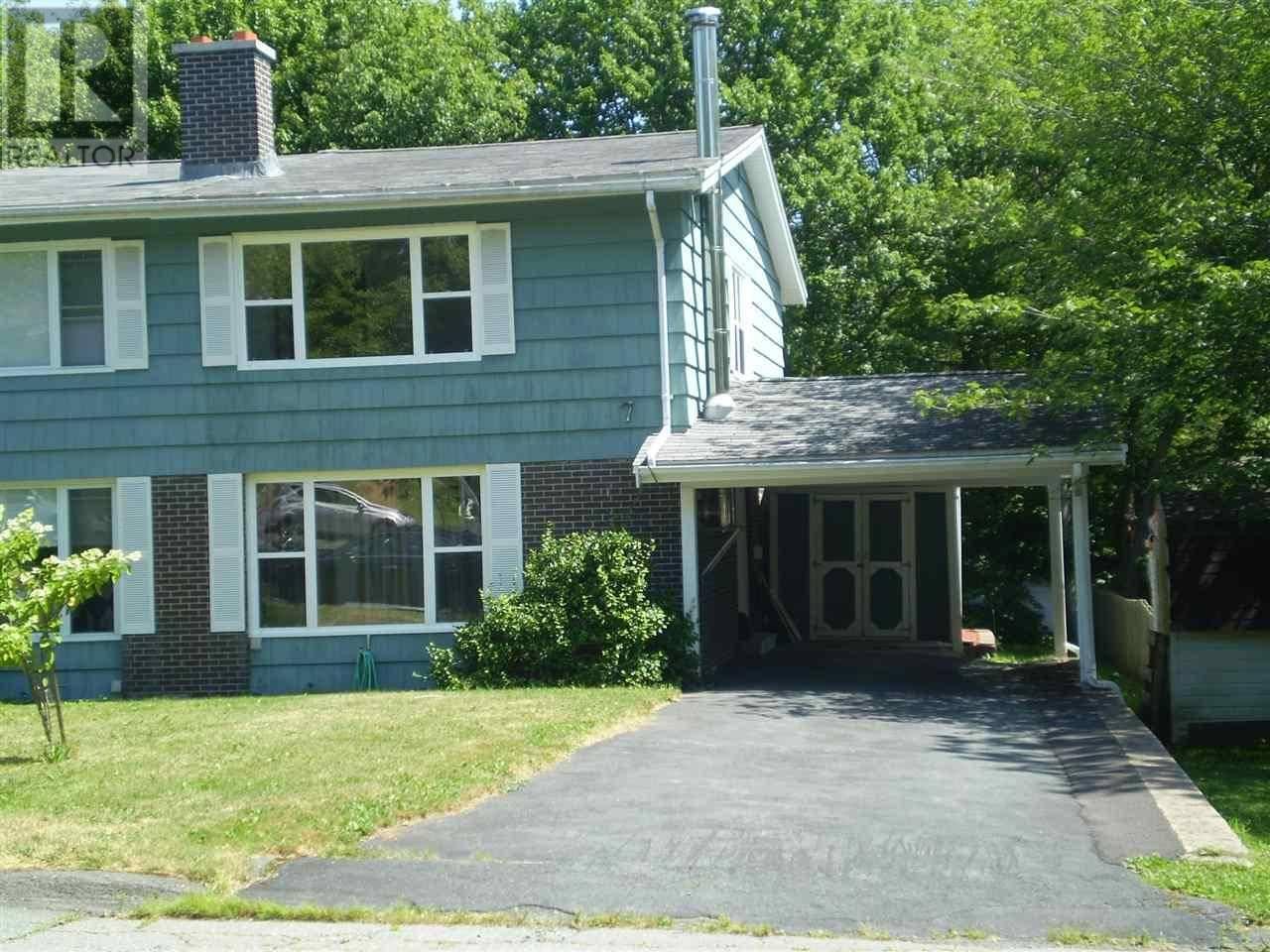 House for sale at 7 Oakburn Ct Clayton Park Nova Scotia - MLS: 201919354