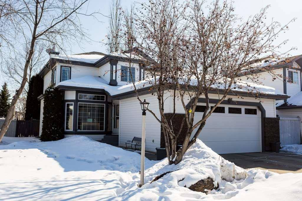 House for sale at 7 Oakpark Cres St. Albert Alberta - MLS: E4192583
