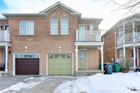 Townhouse for rent at 7 Ozner Ct Brampton Ontario - MLS: W4698709