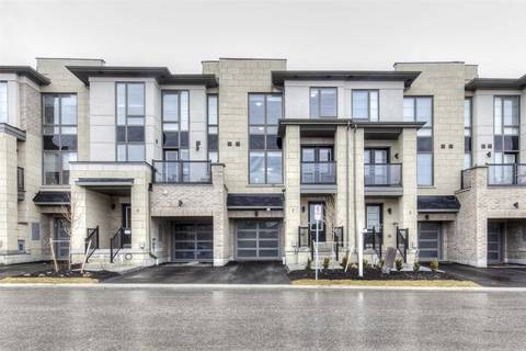 Townhouse for sale at 7 Pallock Hill Wy Whitby Ontario - MLS: E4414582