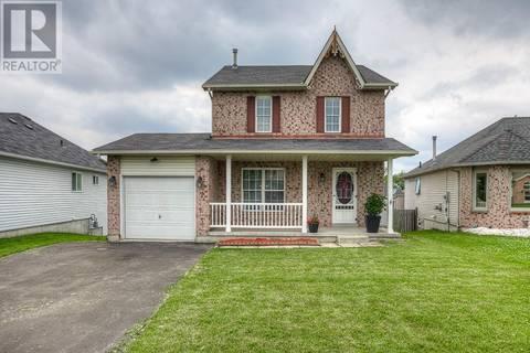 House for sale at 7 Pebble Beach Ct Woodstock Ontario - MLS: 204361