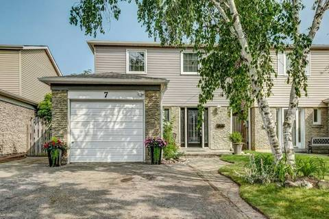 House for sale at 7 Pebble Valley Ln Toronto Ontario - MLS: W4513151