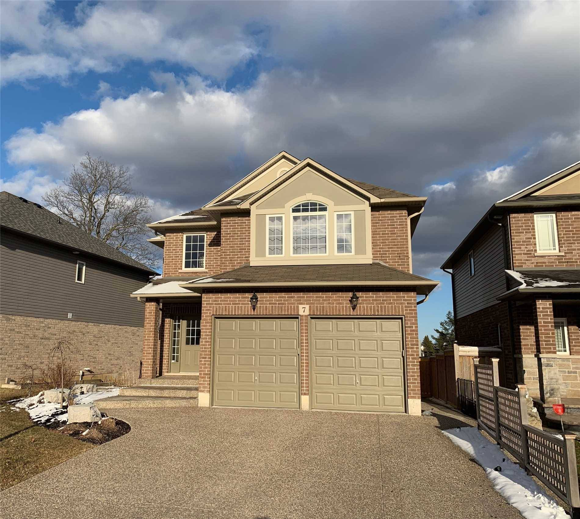 House for sale at 7 Peggy Wy Hamilton Ontario - MLS: X4424191
