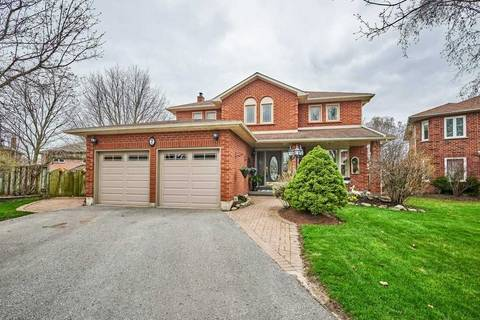 House for sale at 7 Pickersgill Ct Whitby Ontario - MLS: E4435225