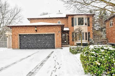 House for sale at 7 Pinehurst Ct Aurora Ontario - MLS: N4631921