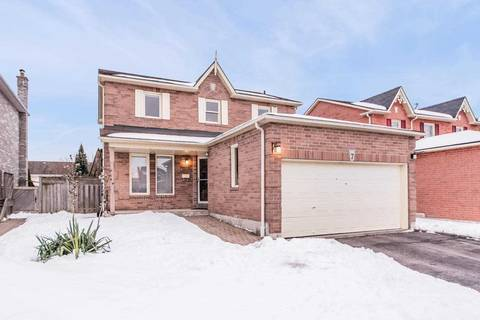House for sale at 7 Pinestone Ct Whitby Ontario - MLS: E4691445