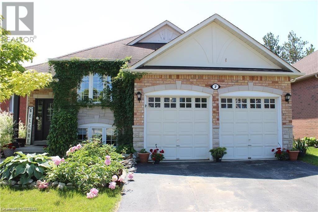 House for sale at 7 Princess Point Dr Wasaga Beach Ontario - MLS: 215645